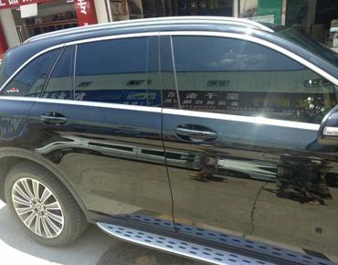 汽车玻璃窗隔热膜