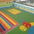 昆山市優秀的足球場施工有硬地丙烯酸網球場和彈性丙烯酸網球場兩種