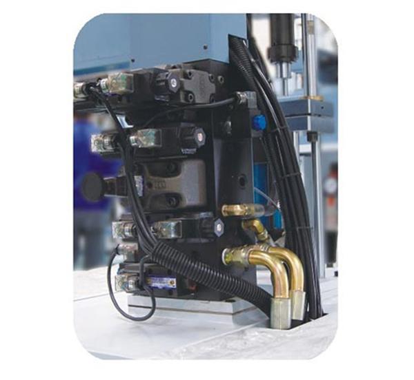 標準機配件-注塑機油路板