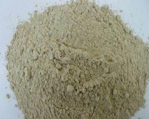 肥料造粒用的主要原料由襄阳膨润土生产厂家提供