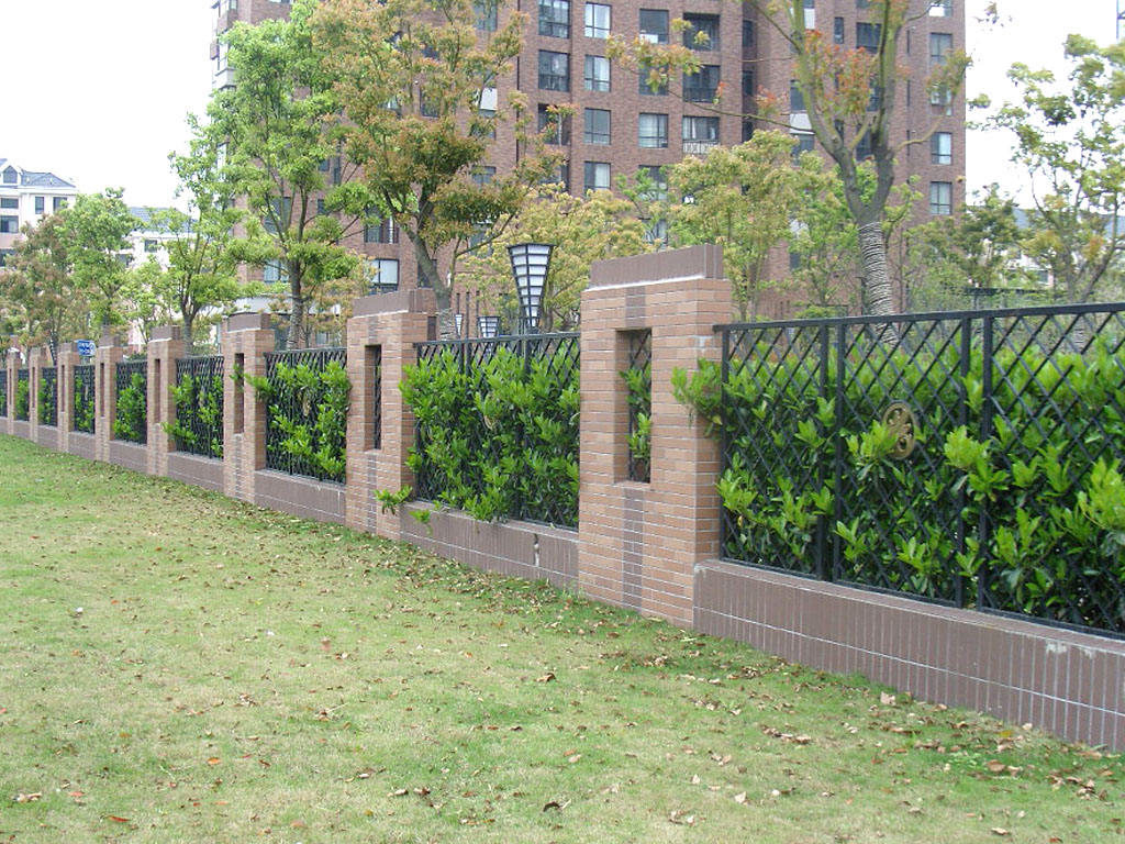 庭院护栏案例