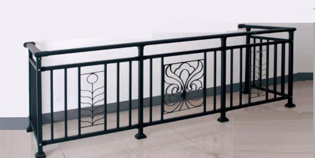 好的工艺才能生产出漂亮的襄阳锌钢护栏