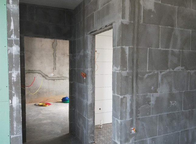 眉山轻质隔墙砖