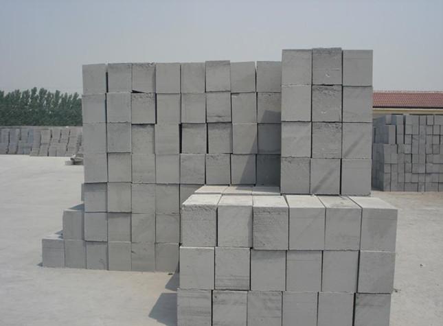 乐山加气混凝土砌块原料配制不…
