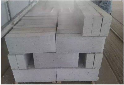 加气混凝土砌块批发厂家谈加气混凝土砌块的特点?
