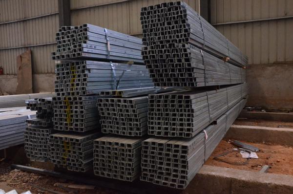 湖南镀锌槽钢厂家