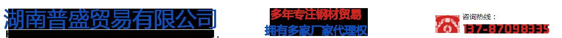 湖南普盛钢铁贸易公司