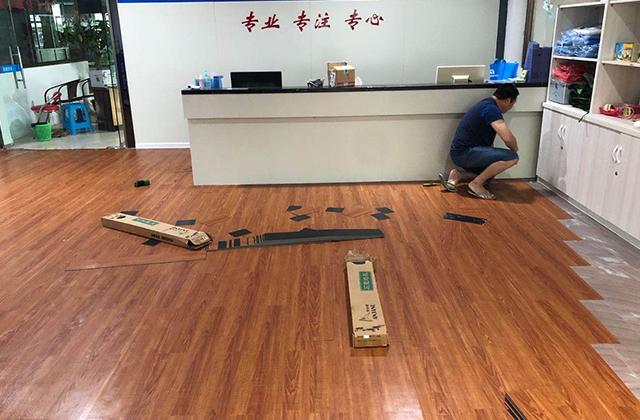 莆田塑胶地板
