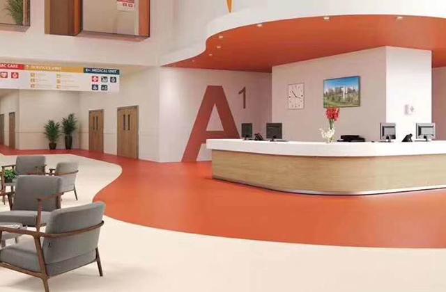 pvc装饰地板