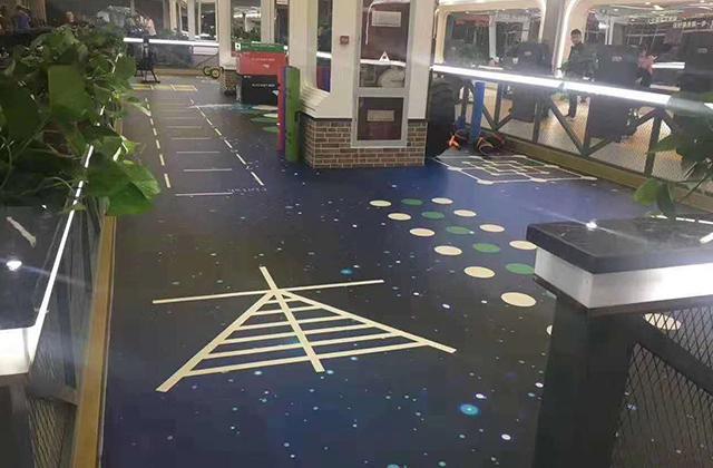 兒童PVC地板