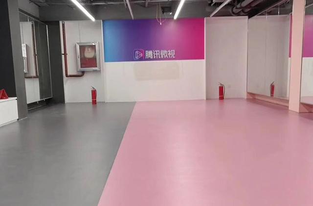舞蹈地板膠