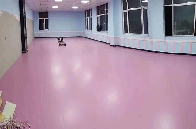 舞蹈室專用地膠