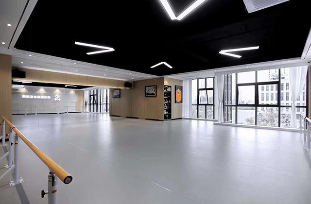 舞蹈教室地胶