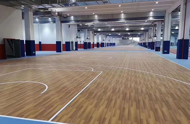 健身房专用地板