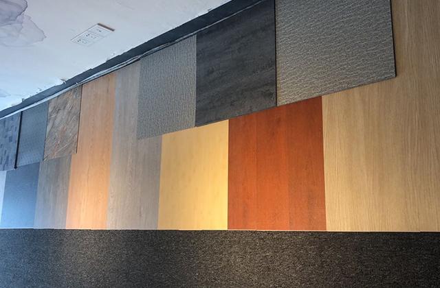 PVC弹性地板胶