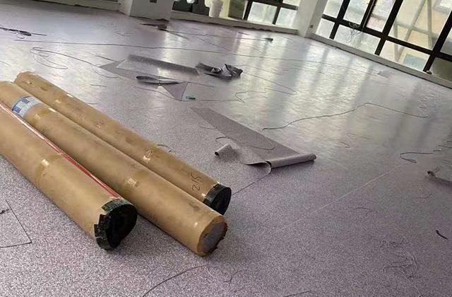 pvc地板塑胶