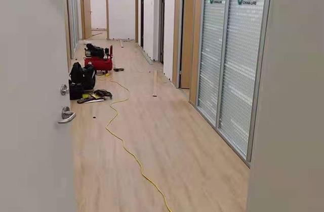 pvc走廊地胶