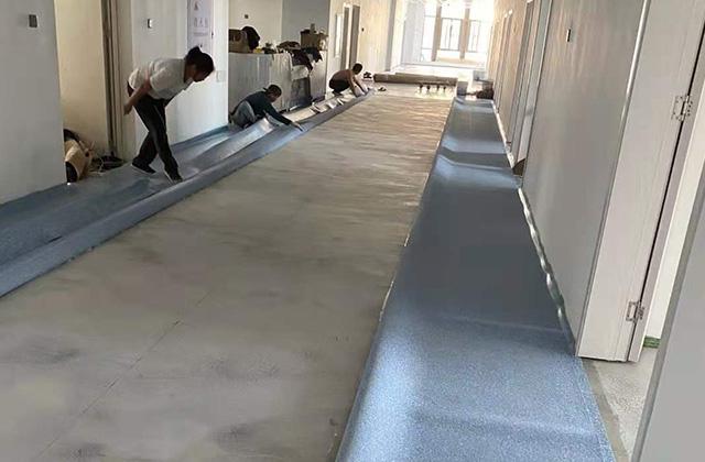 工裝塑膠地板