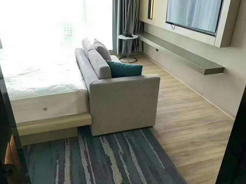 维也纳酒店客房帕瓦利wpc地板完工