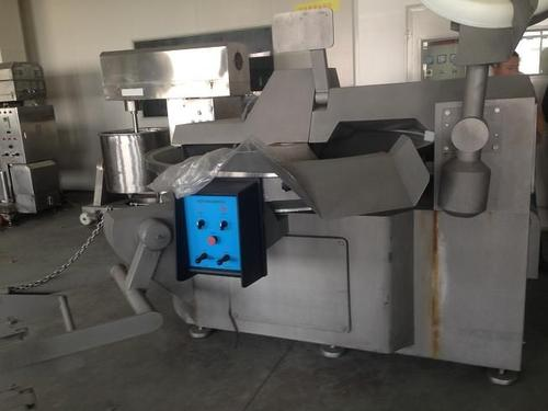 机械斩拌机