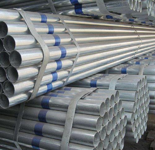 莆田熱鍍鋅矩形鋼管