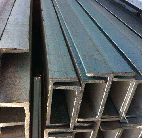 鍍鋅槽鋼具有防腐蝕的特點