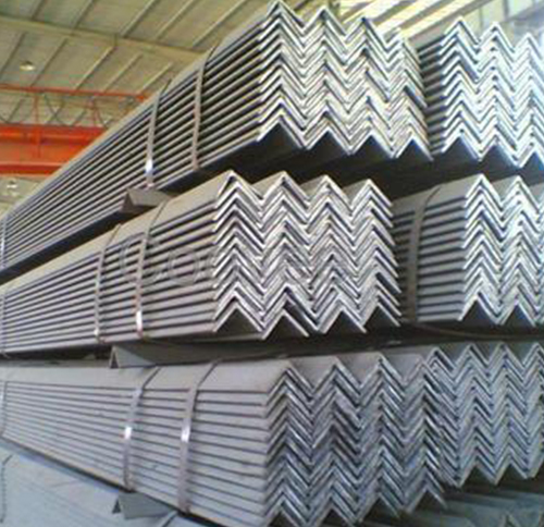 福州鍍鋅角鋼