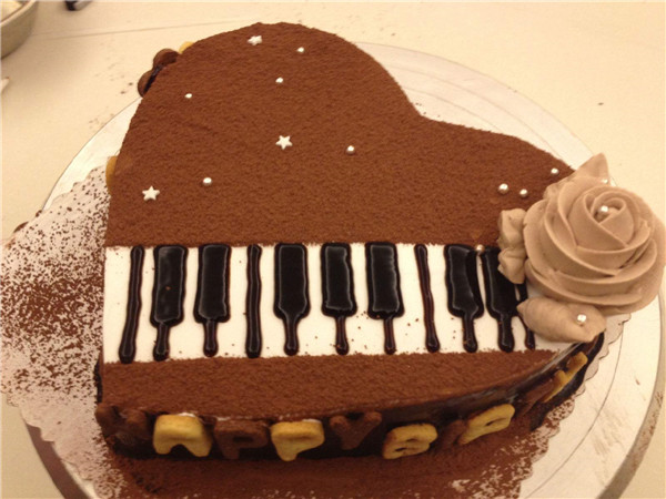 王广峰DIY蛋糕