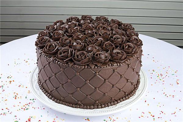 巧克力造型专科班4