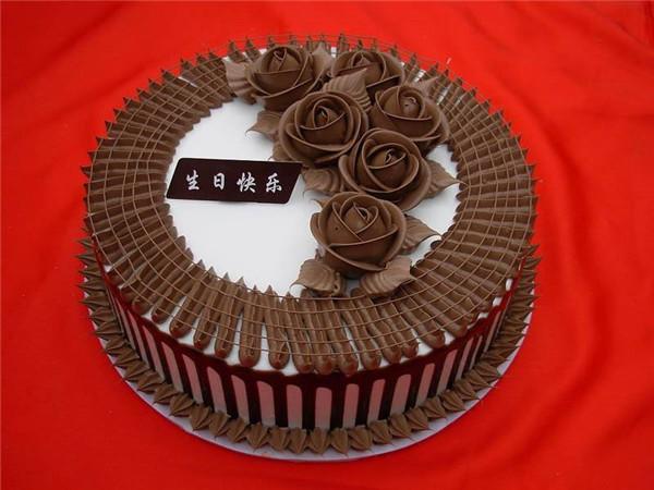 巧克力造型专科班2