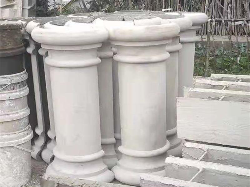 GRC罗马柱构件