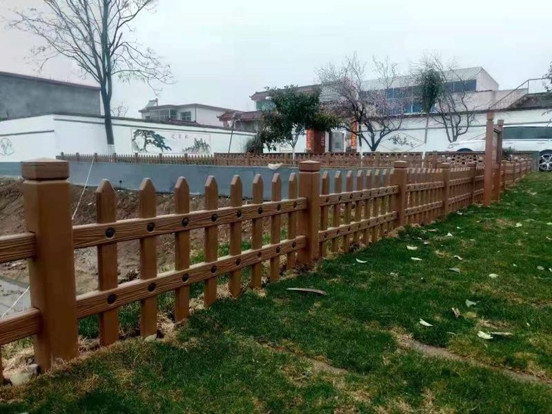 GRC仿木栏杆