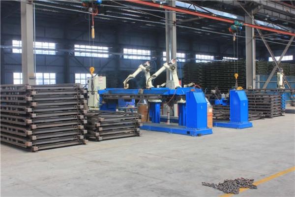 贝雷桥、贝雷片生产设备