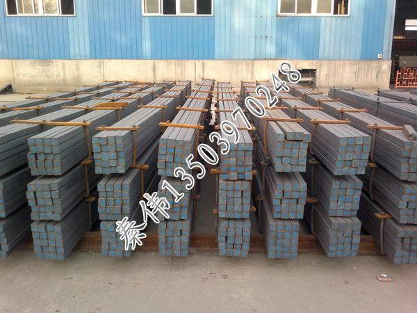 黑龙江热轧电梯导轨型钢生产厂家电话带您了解方钢和方管的区别