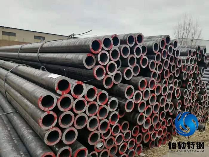 陕西恒硕特钢分享全国24个主要城市热轧355B无缝钢管明显回落