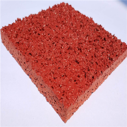 透水混泥土怎么选择材料?贵州透水地坪厂家为你解说