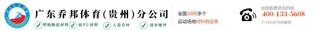 广东乔邦体育(贵州)分公司