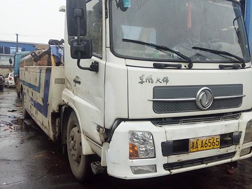 长沙报废汽车回收公司