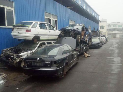 长沙报废汽车回收点