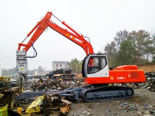 长沙报废汽车回收厂