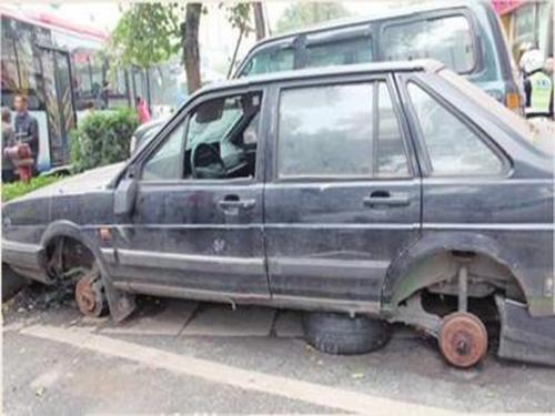 长沙报废汽车回收单位