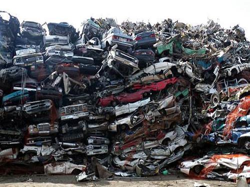 长沙报废汽车回收站