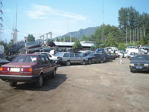 報廢汽車回收流程