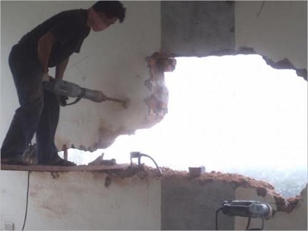 成都房屋室内拆除