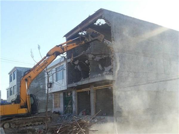 成都专业房屋拆除公司