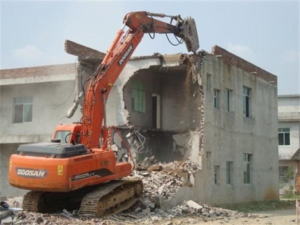 成都专业墙体拆除公司