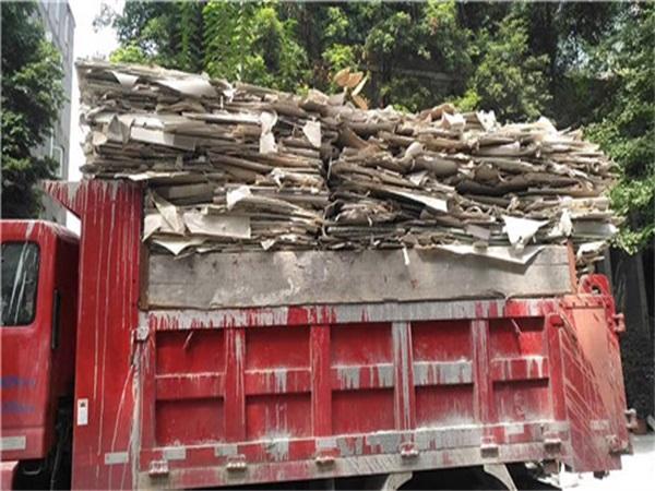 成都双流建筑垃圾清运公司