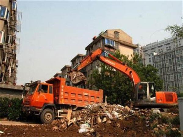 成都市建渣清理