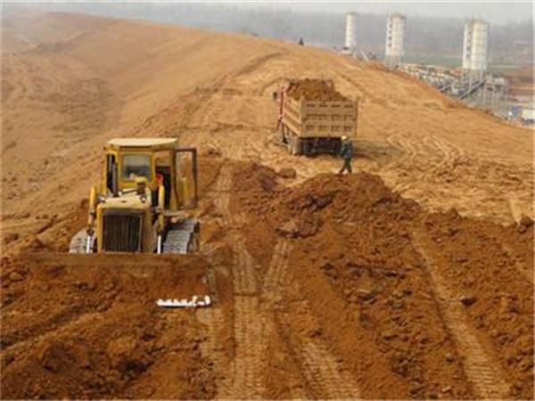 成都土方回填施工公司