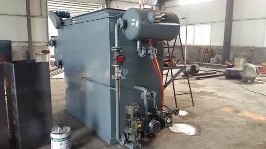 为大家分享气浮机的三大污水处理方法